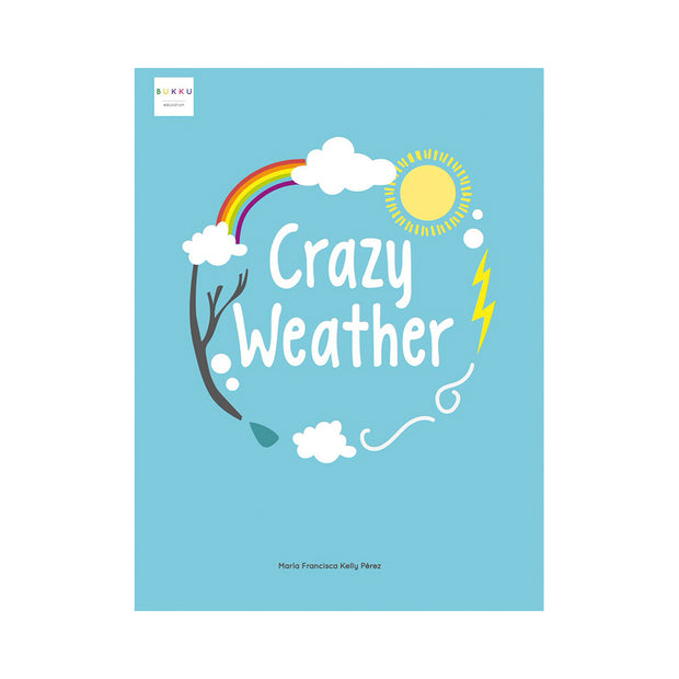 LIBRO BUKKU CRAZY WEATHER