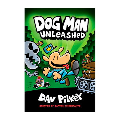 LIBRO DOG MAN UNLEASHED (VOL. 2)