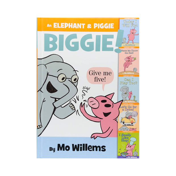 LIBRO ELEPHANT AND PIGGIE: BIGGIE! Vol 1