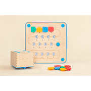 MATERIALES EDUCATIVOS STEM CUBETTO CUBETTO PLAY SET