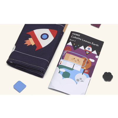 MATERIALES EDUCATIVOS STEM CUBETTO SPACE MAP
