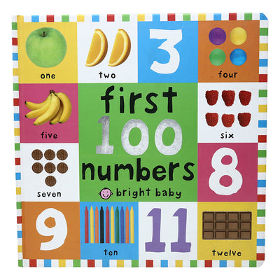 LIBRO FIRST 100 NUMBERS