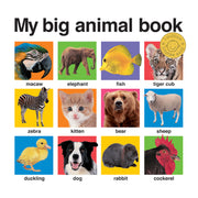 LIBRO MY BIG ANIMAL BOOK