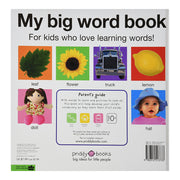 LIBRO MY BIG WORD BOOK