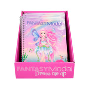 LIBRO TOP MODEL FANTASY MODEL DRESS ME UP