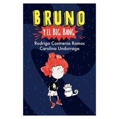 LIBRO BRUNO Y EL BIG BANG