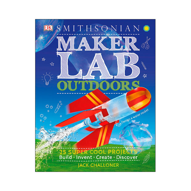 LIBRO MAKER LAB: OUTDOORS