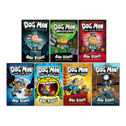 LIBRO DOG MAN LORD OF THE FLEAS (VOL. 5)