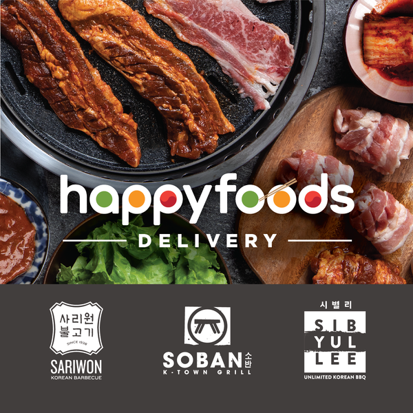 Happyfoods Delivery