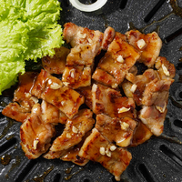 Honey Garlic Samgyupsal 500g 허니 갈릭 삼겹살
