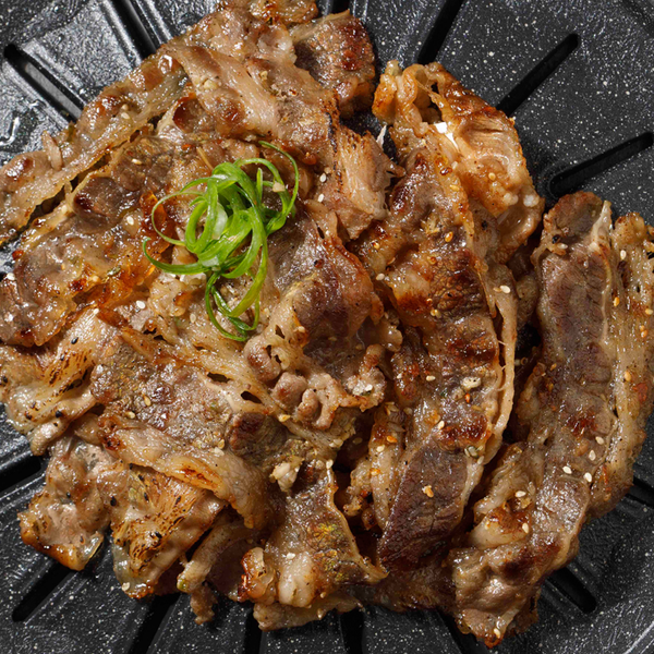 Marinated Beef Bulgogi 500g 양념 우삼겹살