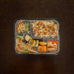 Chicken Teriyaki Lunch Box