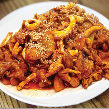 Stir Fried Pork (제육볶음)