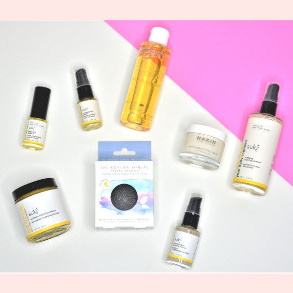 BEST CRUELTY-FREE SKINCARE FOR OILY SKIN - OUR KIT