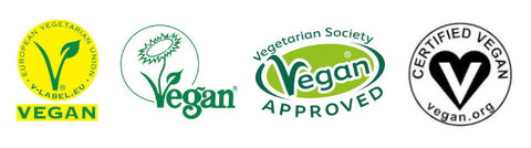 Vegan Logos in Cosmetics