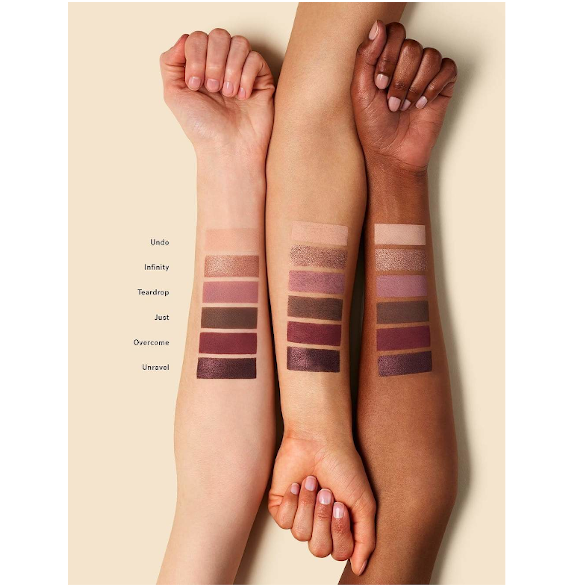 THE NECESSARY EYESHADOW PALETTE - COOL NUDE - [vendor_name] - Shop at Realness of Beauty