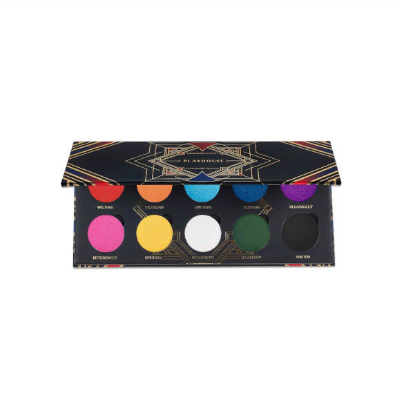 MAGNETIC EYESHADOW PALETTE - PLAYHOUSE - Realness of Beauty