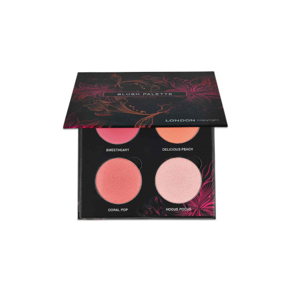 MAGNETIC FACE POWDER PALETTE - BLUSH - [vendor_name] - Shop at Realness of Beauty