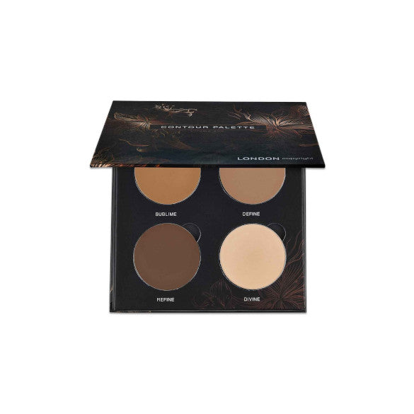 MAGNETIC FACE POWDER PALETTE - CONTOUR - Realness of Beauty