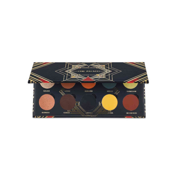 MAGNETIC EYESHADOW PALETTE - THE PALACE - Realness of Beauty