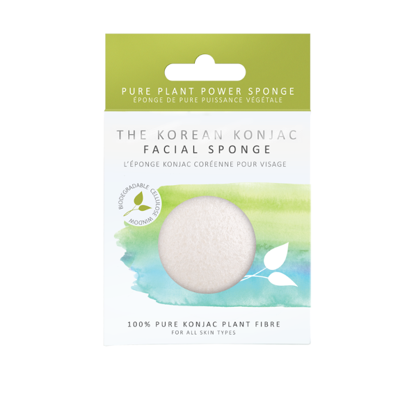 100% PURE ORIGINAL KONJAC SPONGE - [vendor_name] - Shop at Realness of Beauty