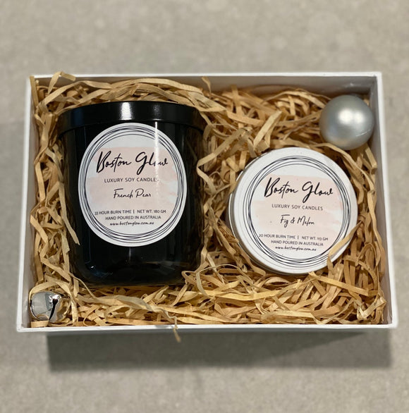 CANDLE GIFT BOX - SMALL