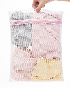 New Laundry Reusable Mesh Laundry Washing Bag Perfect Bra Lingerie Socks Tights
