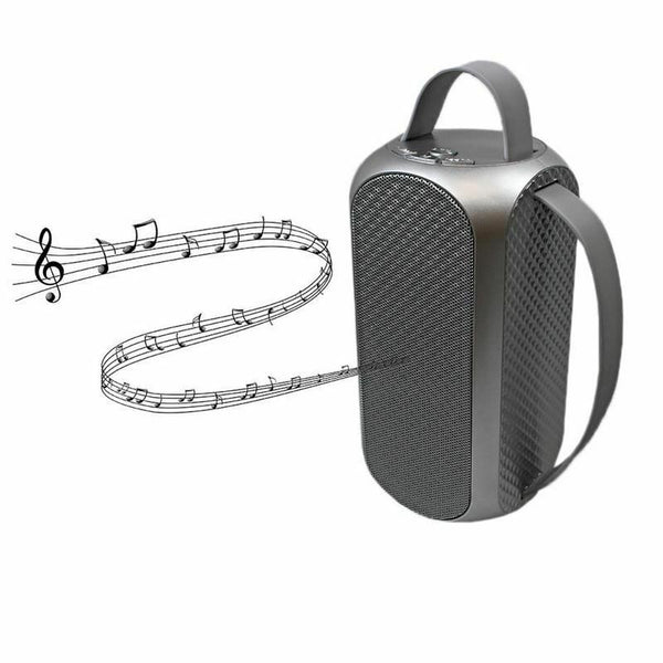 Wireless Chargeable Portable Speaker Bluetooth Aux Cable USB Super Bass BT FM TF