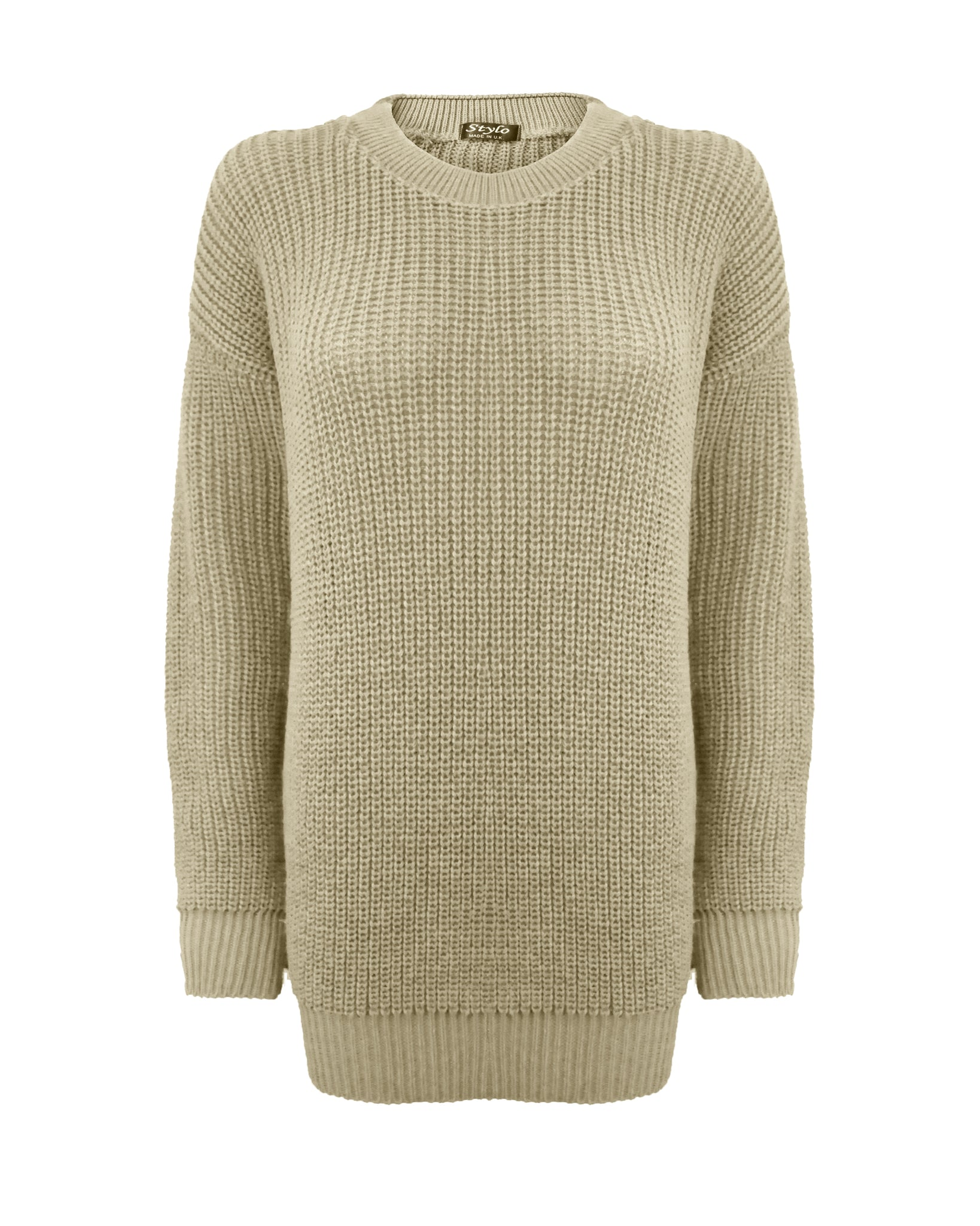 Stone Baggy Jumper