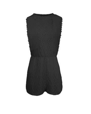Womens Holiday Mini Playsuit Ladies Jumpsuit Summer Beach Dress Shorts UK Stock