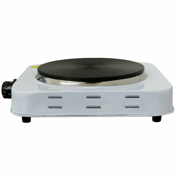 New 1500w Electric Hob Single Cooking Portable Cooker Hot Plate Heater Stove