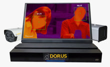 Load image into Gallery viewer, Thermal Camera & Human Body Temperature Measurement Kit. ±.3°C Dahua Technology DH-TPC-BF5421-T