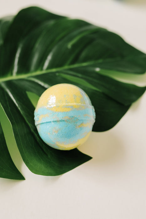 Assured Fizzy Navel Bath Bomb