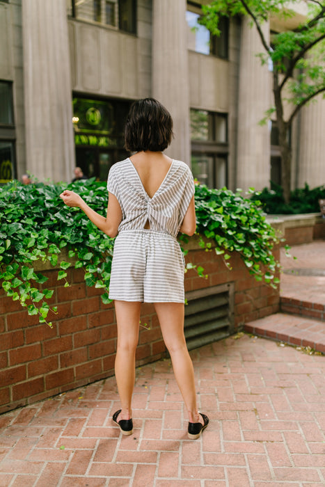 Girls Just Wanna Have Fun Romper