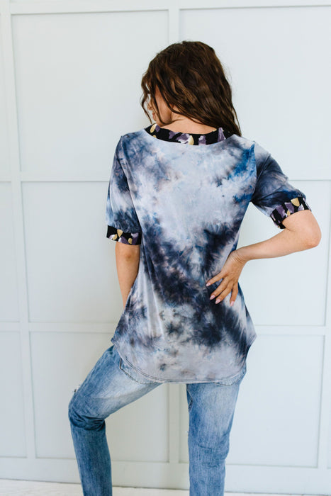 Jungle Expedition Top In Navy