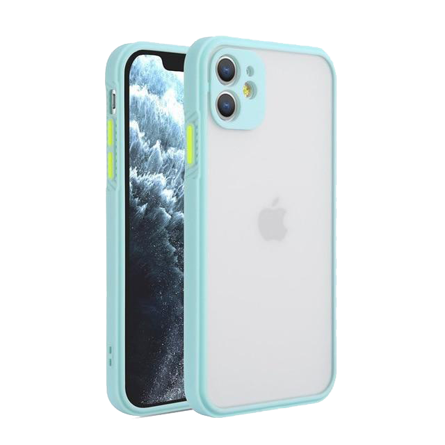 Coloured Shockproof Case (6S Plus)