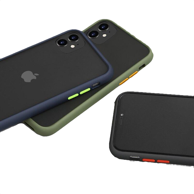 Coloured Protective Case (8 Plus)