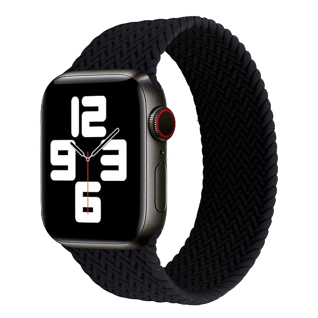 Braided Solo Loop Apple Watch Strap
