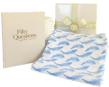Load image into Gallery viewer, Gift Box - 18 Years of Cuddles - Organic Feathers