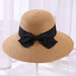 Straw Plaited Article Straw Hat Korean Spring Hats