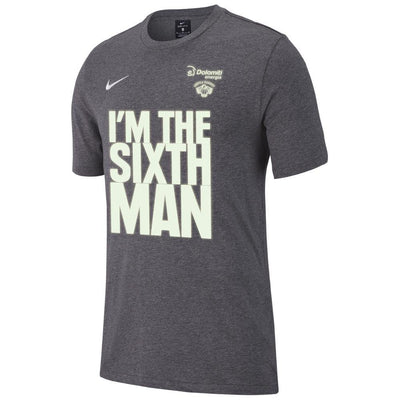 T-shirt I'M THE SIXTH MAN - Aquila Basket Store