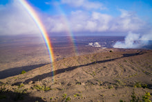 Load image into Gallery viewer, Fine Art Print: Kilauea Rainbow