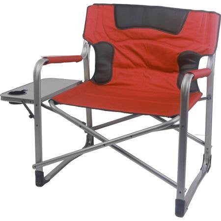 Ozark Trail 500 lb Capacity XXL Director Chair (red)