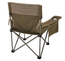 Load image into Gallery viewer, ALPS Mountaineering King Kong Chair, Khaki, 38 x 20 x 38-Inch