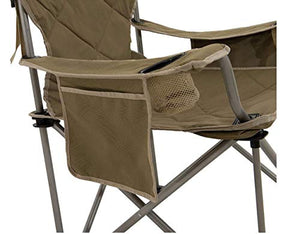 ALPS Mountaineering King Kong Chair, Khaki, 38 x 20 x 38-Inch