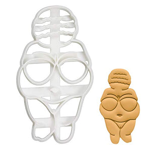Venus of Willendorf cookie cutter, 1 piece - Bakerlogy