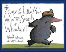 Load image into Gallery viewer, The Story of the Little Mole Who Went in Search of Whodunit Mini Edition