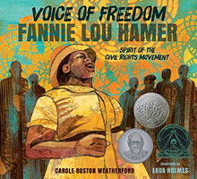 Load image into Gallery viewer, Voice of Freedom: Fannie Lou Hamer: The Spirit of the Civil Rights Movement