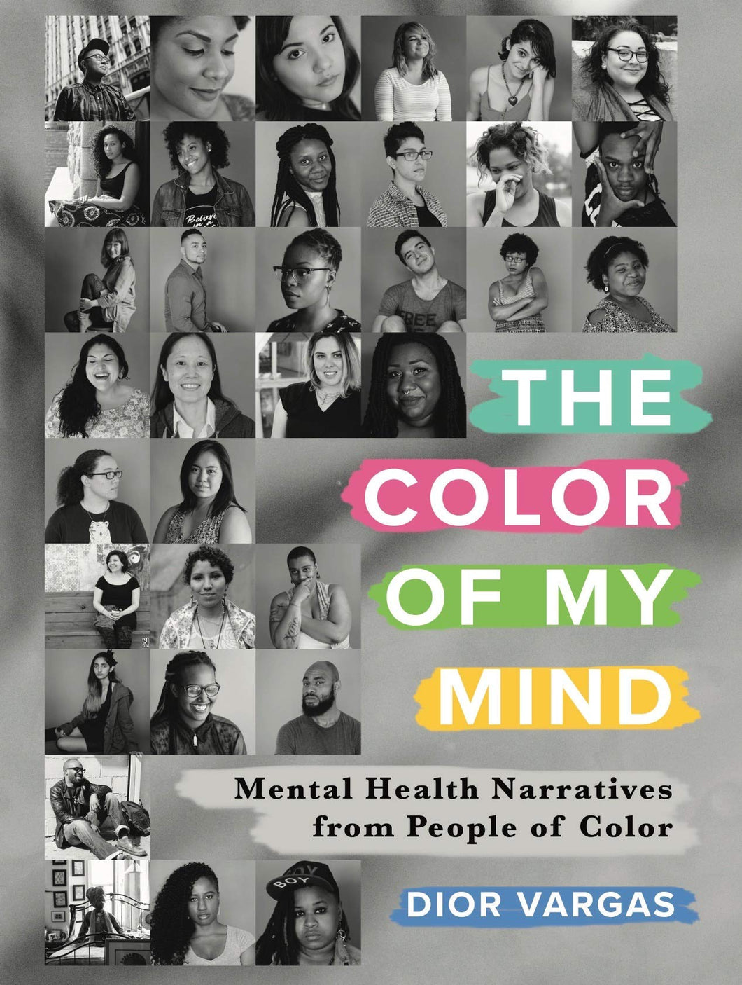 The Color of My Mind: Mental Health Narratives from People of Color