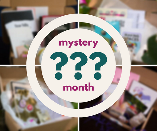 The Body Love Box: Mystery Month